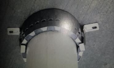 Protección contra el fuego de sellados de pasos de instalaciones