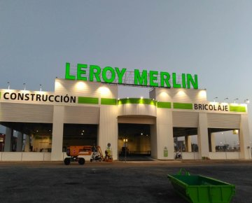Leroy merlin sevilla for Leroy merlin sevilla